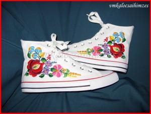 Erdős fehér cipő