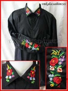 E. Attila kalocsai fekete ing