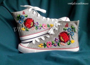 K.Gabriella kalocsai cipő