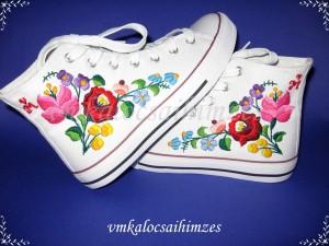 M. Nikolett kalocsai cipő