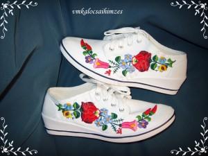 Rimavölgyi S. kalocsai cipő