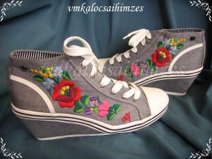 S.Judit kalocsai cipő