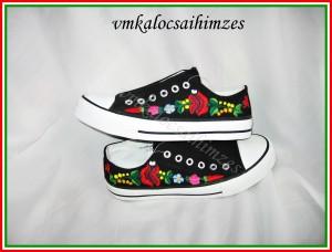 F. Zsanett kalocsai cipő
