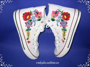 G. Zsuzsa kalocsai cipő