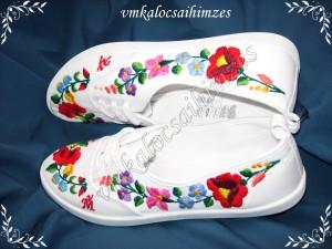 Kádár A. kalocsai cipő