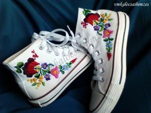 L. Zsuzsa kalocsai cipő