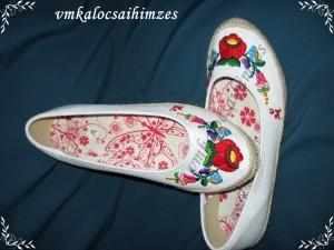 L.Tünde kalocsai topánka cipő