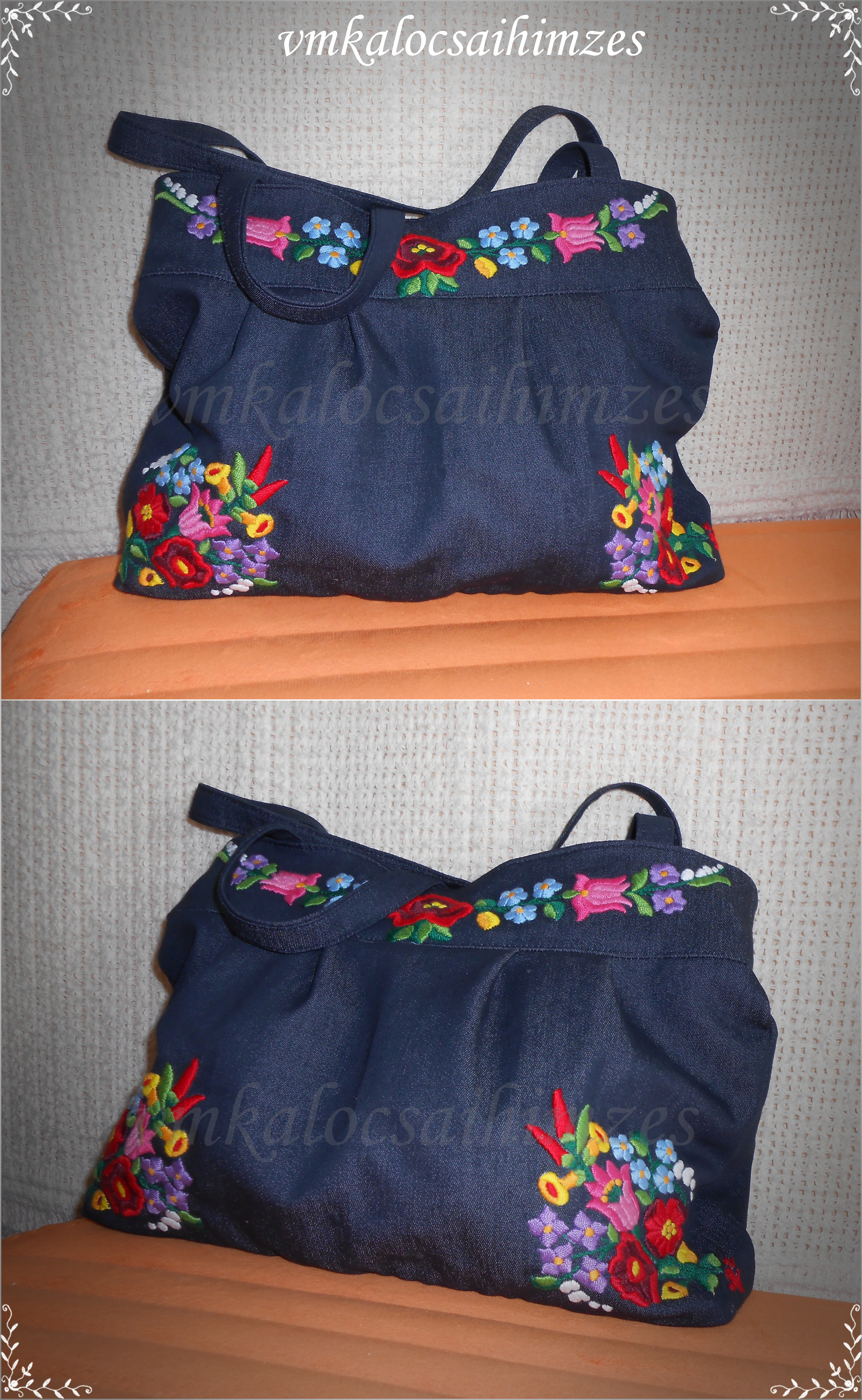 8fe586a9587a Sapka, táska, pénztárca | VM kalocsai hímzés