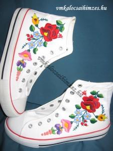 M.Mónika kalocsai cipő