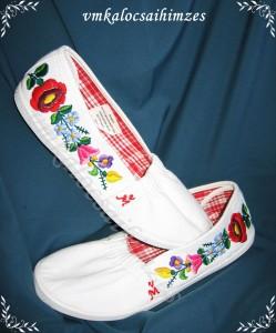 Monika S. kalocsai balerina cipő