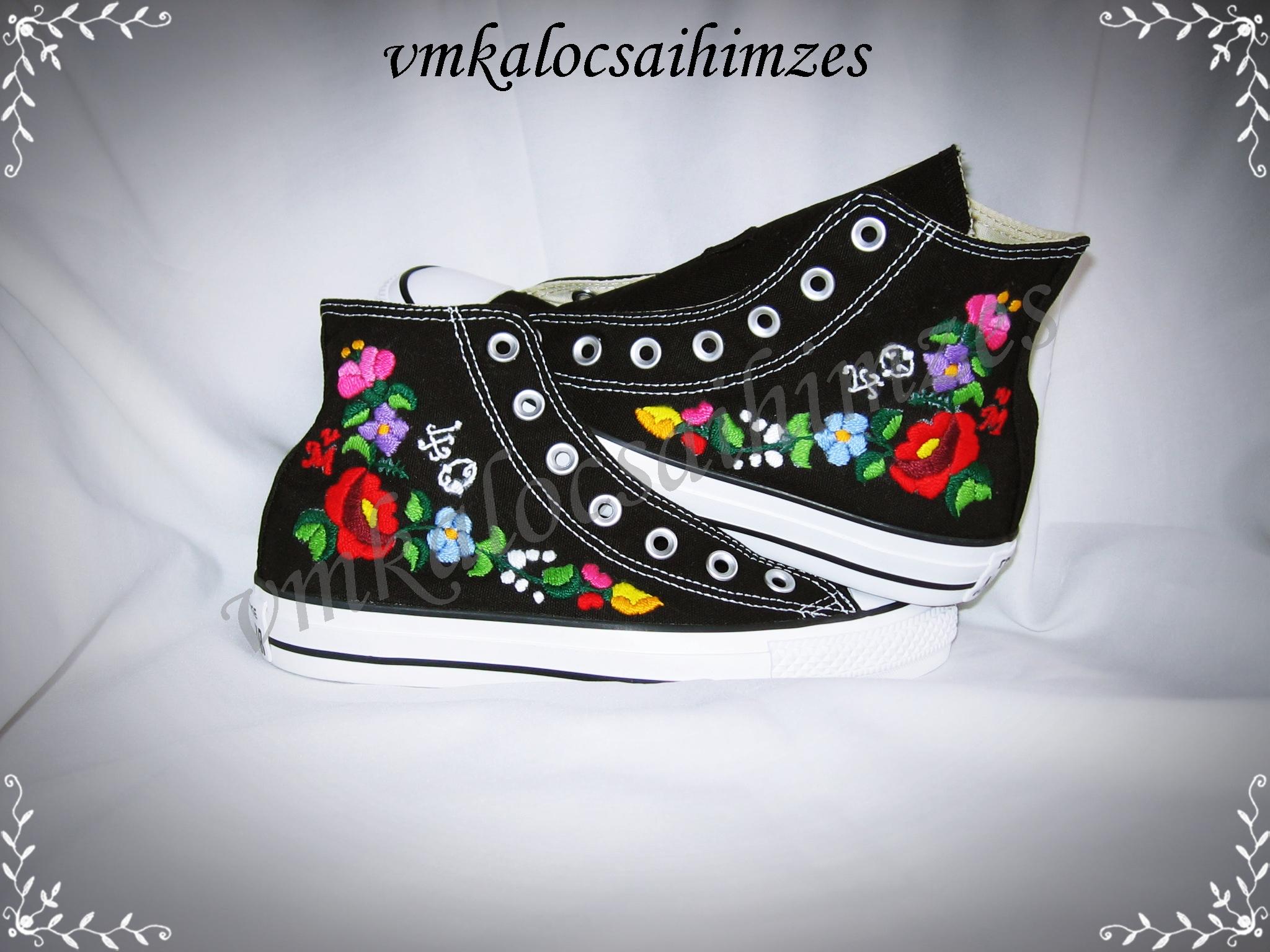 3ceb0b6579 Cipők | VM kalocsai hímzés