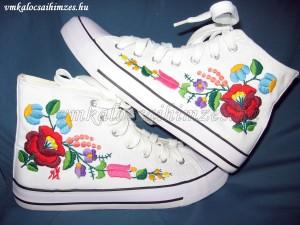 T.D.Éva kalocsai cipő