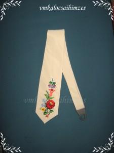 Sz. Johanna kalocsai nyakkendő