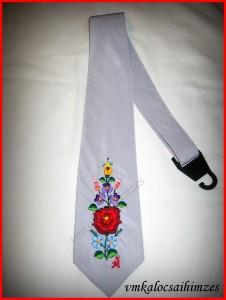szürke nyakkendő