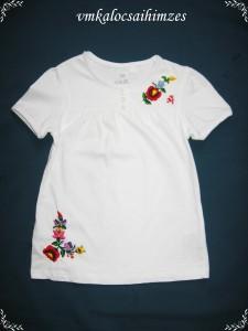 98-as fehér póló