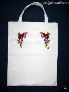 Kalocsai ajándék táska 2