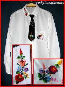 P.V.K kalocsai fiú ing